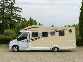 Ahorn Canada TQ karavan