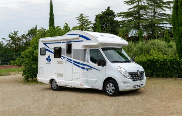 Ahorn ACT 590 karavan