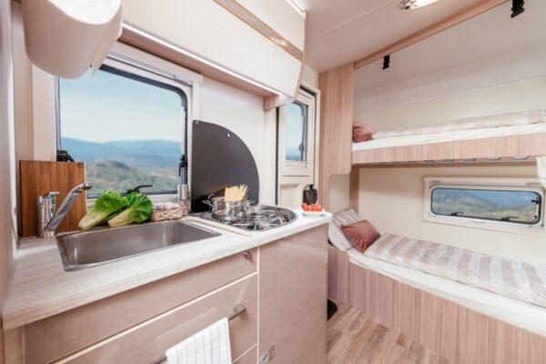 Ahorn karavan CANADA AS