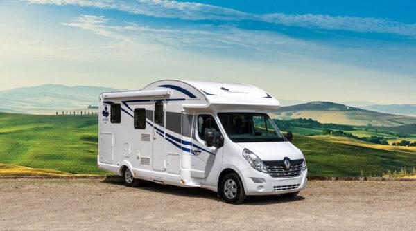 Ahorn ACT 690 karavan