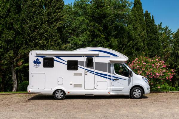 Ahorn ACT 690 karavan bok