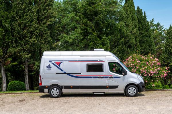 Ahorn Van 2019 karavan
