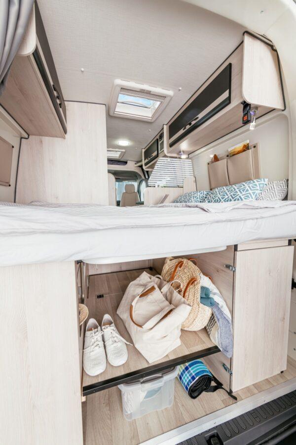 Ahorn Van 550